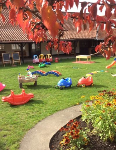 Little Birches Childrens Nursery and Pre School West Wickham Play Area
